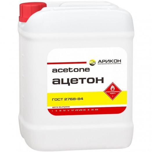 Ацетон 10л