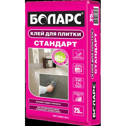 Боларс Клей для плитки СТАНДАРТ