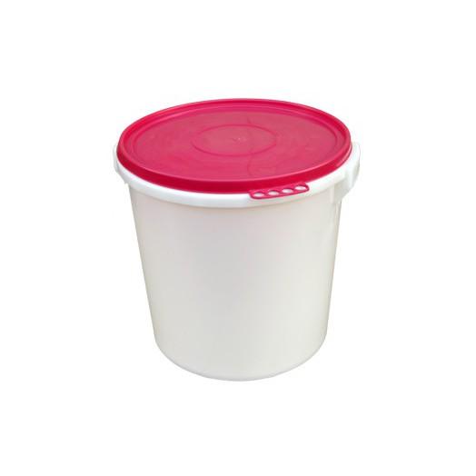 Бак 45л пищевой с герметичной крышкой
