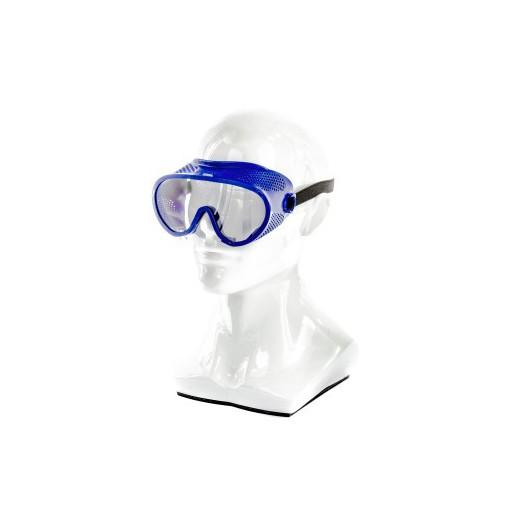 Очки защитные закрытого типа с прямой вентиляцией, поликарбонат
