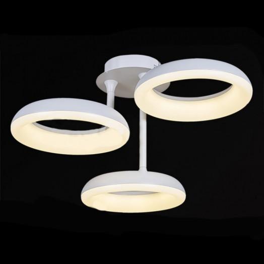 Светильник потолочный 07101-0.3-27W LED ПДУ